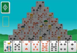 Golf Tower Solitaire